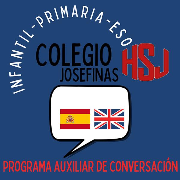 programa auxiliar conversación